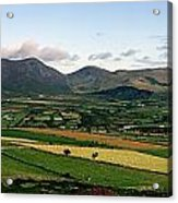 Mourne Mountains, Co. Down, Ireland Acrylic Print