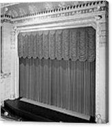 Movie Theaters, Missouri Theater Acrylic Print