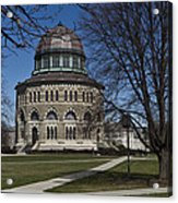 Nott Memorial Building At Union College Acrylic Print