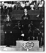 Olympic Games 1948 Acrylic Print