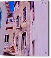 Paisajes Del Algarve Acrylic Print
