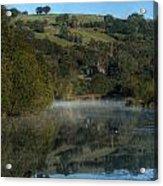 Parc Cwm Darran Acrylic Print