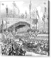 Paris Exposition, 1855 Acrylic Print