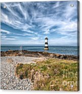 Penmon Point Acrylic Print