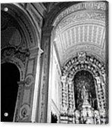 Portuguese Church Acrylic Print