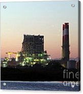 Power Station Acrylic Print