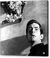 Psycho, Anthony Perkins, 1960 Acrylic Print by Everett