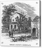 Robert Fulton (1765-1815) Acrylic Print