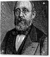 Rudolf Virchow (1821-1902) Acrylic Print