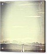 Sailing Boat Acrylic Print