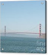San Francisco Harbour Acrylic Print