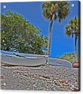 Sarasota Bayfront  Acrylic Print