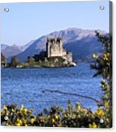Scottish Castle Acrylic Print