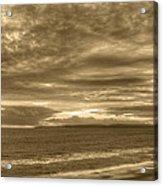 Southbourne Beach Acrylic Print