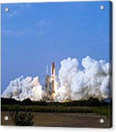 Space Shuttle Endeavour Acrylic Print