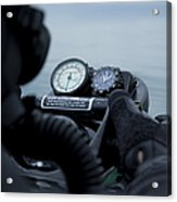 Special Operations Forces Combat Diver Acrylic Print