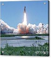 Sts-121 Launch Acrylic Print