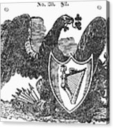 Symbols: Eagle Acrylic Print
