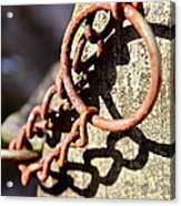 The Key Acrylic Print