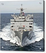The Military Sealift Command Fast Acrylic Print