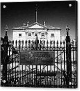 The Royal Bank Of Scotland Edinburgh Scotland Uk United Kingdom Acrylic Print