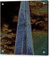 The Shard London Acrylic Print