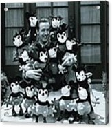 The Walt Disney Family Museum Acrylic Print