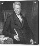 Thomas Clarkson (1760-1846) Acrylic Print