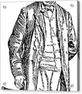 Thomas Darcy Mcgee Acrylic Print