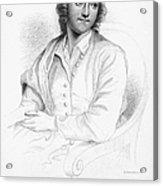 Thomas Gray (1716-1771) Acrylic Print
