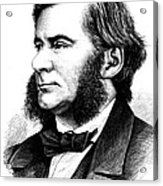 Thomas Huxley, English Biologist Acrylic Print