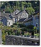 Ticino Acrylic Print