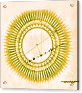 Transit Of Venus, 1761 Acrylic Print by Science Source
