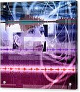 Voice Recognition Acrylic Print