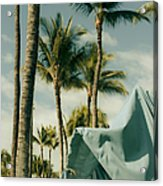Wailea Beach Maui Hawaii Acrylic Print