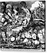 Washington Burning, 1814 Acrylic Print