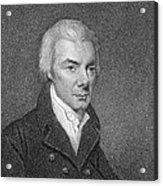 William Wilberforce Acrylic Print