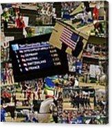 World Equestrian Games 2010 Acrylic Print