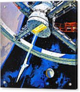 2001 A Space Odyssey, Aka 2001 Una Acrylic Print by Everett