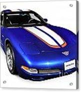 2004 Chevrolet Corvette C5 Acrylic Print