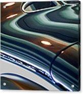 2006 Speedster Motorcars Custom Zephyr Replica Rear Body Acrylic Print