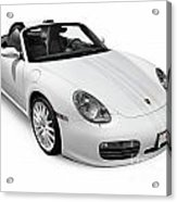2008 Porsche Boxster S Sports Car Acrylic Print