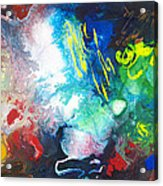 2010 Untitled Series #11 Acrylic Print