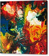 2010 Untitled Series #5 Acrylic Print