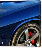 2011 Dodge Challenger 392 Hemi Srt8  Acrylic Print