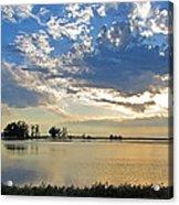 2011 Flood II Acrylic Print