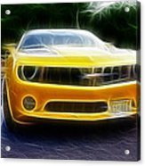 2012 Chevrolet Camaro Rs Acrylic Print