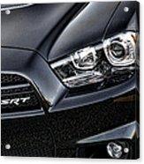 2012 Dodge Charger Srt8 Acrylic Print
