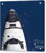 Space Shuttle Discovery Acrylic Print by Nasa