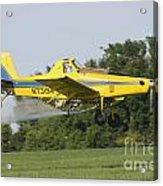 Plane Acrylic Print